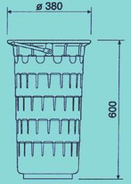 hofsinkkasten schlammfang abdeckung ablauf dusche. Black Bedroom Furniture Sets. Home Design Ideas